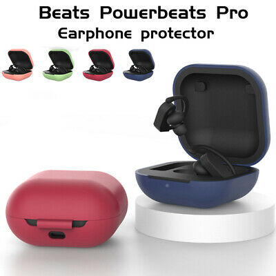 For Beats Powerbeats Pro Official Protective Full Coverage Silicone Case Cover.