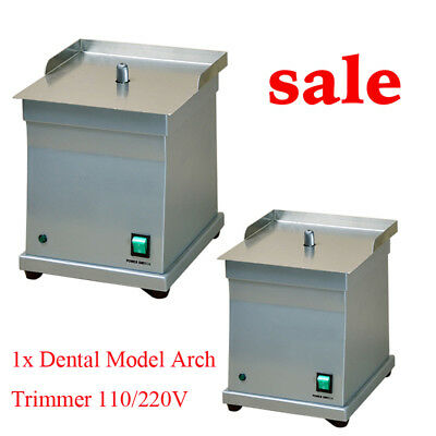 Denshine Dental Model Arch Trimmer Trimming Sides of Plaster Models Equipment