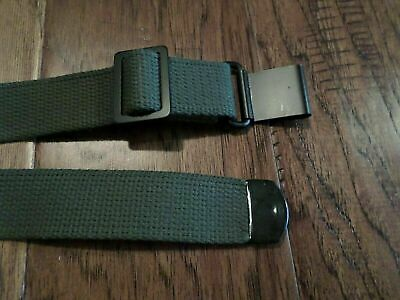 U.S Military WWII Reproduction M-1 Garand OD Green Web Rifle Sling