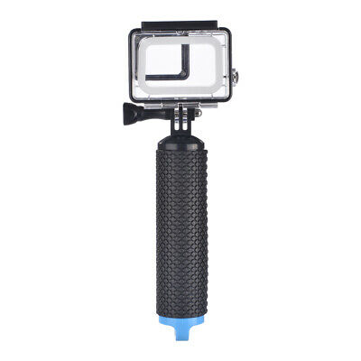 Waterproof Case Shell + Floating Hand Grip for GoPro Hero 5/6/7 Camera OS1022