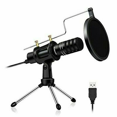 ELEGIANT condenser microphone USB omni-directional high-quality 611885485204