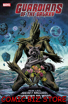 Guardians Of The Galaxy #10 (2019) 1St Printing Zircher Main Cover Marvel Comics