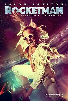 Rocketman (Dvd, 2019) Brand New Sealed Ships Fast