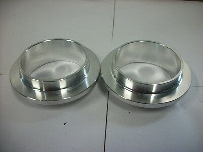 JJC Race and Rally Pack of 2 Alloy Spring Adaptors for 2.25in ID Springs