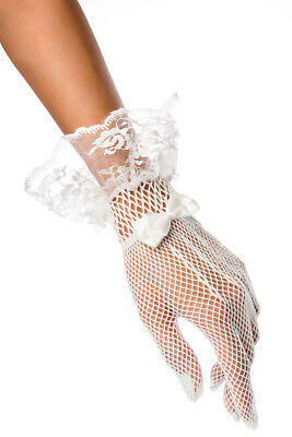 Atixo Mesh Gloves with Lace 95% polyester, 5% elastane gloves