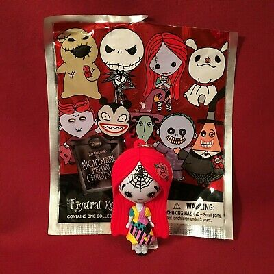 Disney Nightmare Before Christmas SALLY DAY OF THE DEAD FIGURAL KEYRING Monogram
