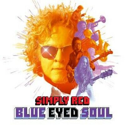 Simply Red - Blue Eyed Soul - New Deluxe 2CD Album