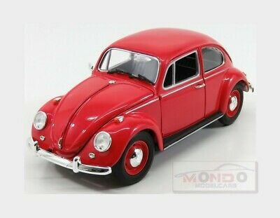 Volkswagen Beetle Kafer Maggiolino 1967 Candy Apple GREENLIGHT 1:18 GREEN13511 M