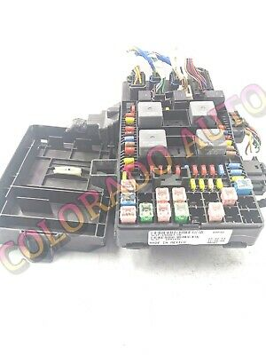 2005 Ford F150 F-150 Engine Fuse Box Junction Box Relay 1644880 5L3T-14A067-CB