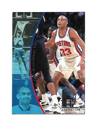 Grant Hill 1994/1995 Upper Deck Sp Premium Collection Holoview Rookie #Pc34 $25