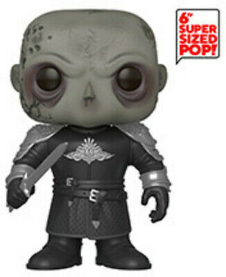 Game Of Thrones - The Mountain 6 (Unmassked) - Funko Pop! Tele (2019, Toy NUEVO)