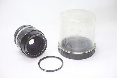 Excellent++ Nikon Nikkor-N Auto 28mm F/2 MF Non Ai Lens Made In Japan