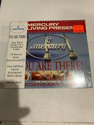 Mercury Living Presence: You Are There! by Various Artists (CD, Nov-1994,...