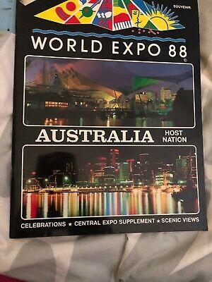 World Expo 88 Souvenir Book