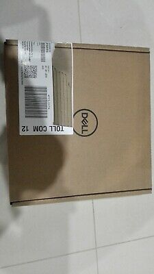 Dell WD 19 Dock With 180W Adapter - Black with brand New and Sealed Box