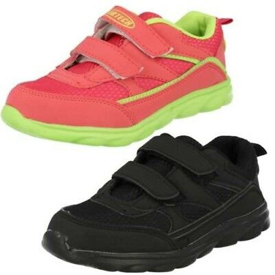 AirTech Childrens Boys Girls Casual Sports Trainers - Legacy Twin