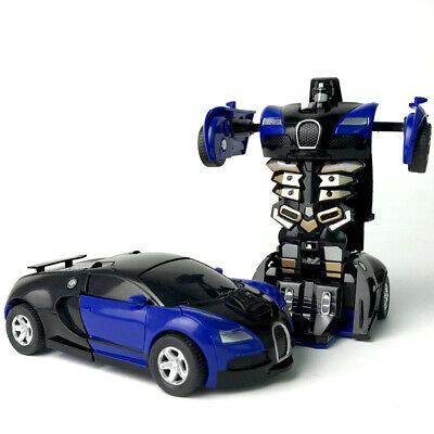 Robot Car Transformers Child Toys Toddler Vehicle Cool Toy For Boys Xmas Gift