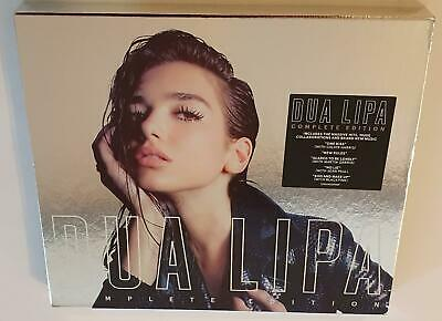 Dua Lipa Dua Lipa The Complete Edition (2018) Brand New 2Cd Set One Kiss