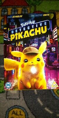 Detective Pikachu DVD (2019) watched once