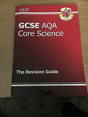 GCSE Core Science AQA A Revision Guide - Higher Level ... by CGP Books Paperback