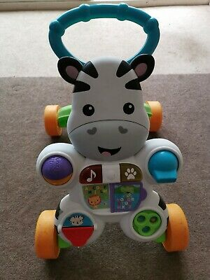 Zebra Animal Baby Walker with light and sound