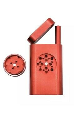 Aluminum Dugout Set With Built In Grinder Spiked Tip Heavy Duty Magnetic