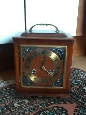 Antique Smiths Enfield Mantel Clock