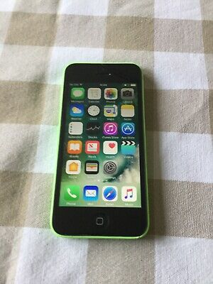 Apple iPhone 5c - 8GB - Green (Unlocked) A1507 (GSM)