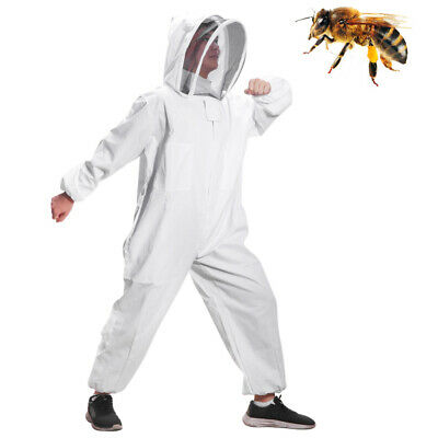 Combinaison Complete Apiculture Voile Anti Abeille Costume XL Protection Costume