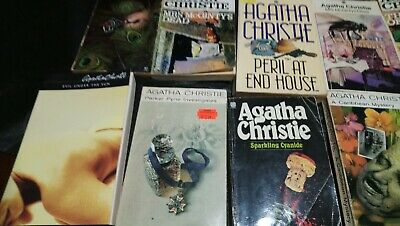 Agatha Christie Lot Of 25 Books