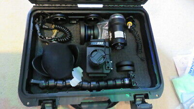 Complete Canon S95 Fisheye underwater camera kit