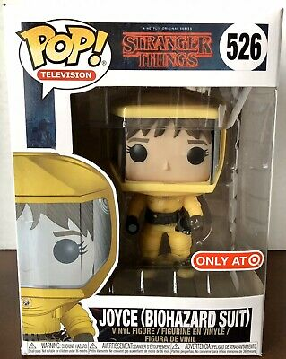 Funko Pop! Stranger Things JOYCE (Biohazard Suit) Television #526 Target Exclusv