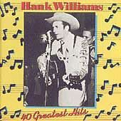 40 Greatest Hits by Hank Williams (CD, Oct-1988, 2 Discs, Polydor)