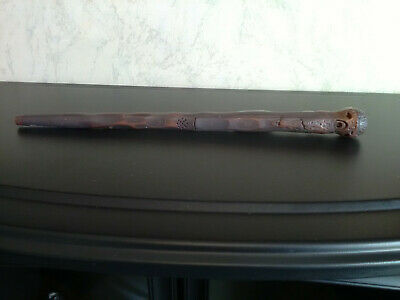 "Harry Potter Battery Operated 14""Inch Motion Wand ~ TM & WBE (Lights & Sound)"