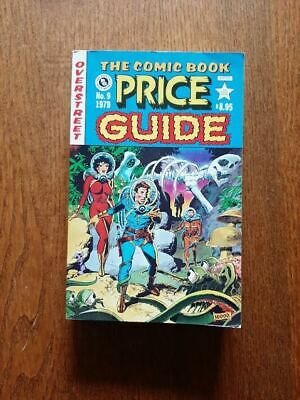 OVERSTREET COMIC BOOK PRICE GUIDE 9th ED. - (#9 1979 - Wally Wood) FN