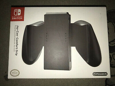 Genuine Official Nintendo Switch Joy-Con Comfort Grip - New Unused