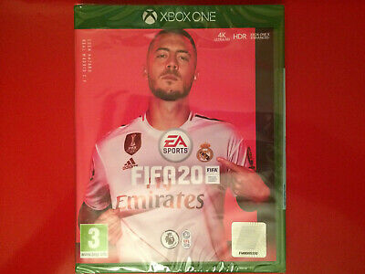 FIFA 20 (Xbox One) Brand New Sealed UK PAL