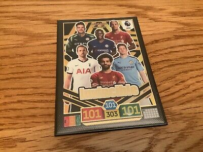 Panini Premier League 2019 2020 Adrenalyn Xl Invincible Card