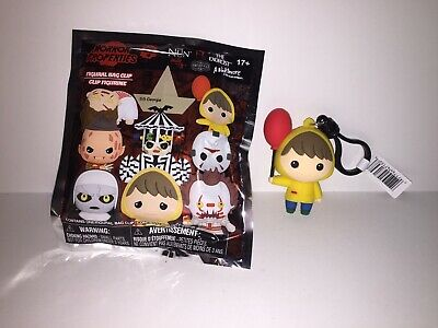 Horror Properties Collectible Bag Clip Georgie With Balloon NEW/OPENED