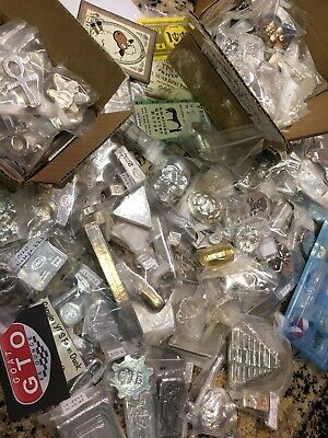YPS Grab Bag - RETIRED Yeager's Poured .999 Fine Silver 10 oz Collection Lot