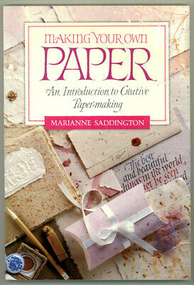 Craft Book - How To Make Your Own Paper