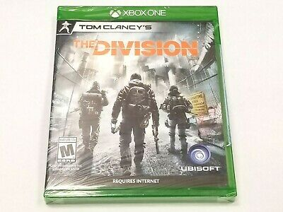 Tom Clancy's The Division for Microsoft XBOX ONE X1 XB1