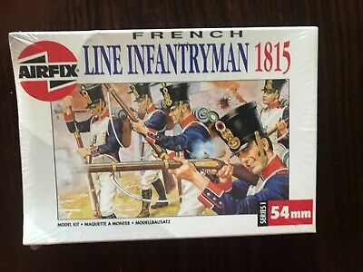 54 mm Classic Airfix French Line Infantry mint in wrapper