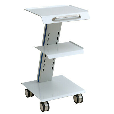 DENTAL Metal Cart Trolley Doctor Trolly Spa Salon Equipment All Purpose stands