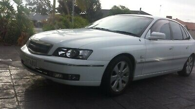 Holden Caprice WK 2003 LS1 V8 Auto - LPG Gas injection & Fuel