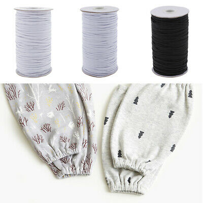 Household Flat Rubber Garment Elastic String Band DIY Clothes Sewing Crafts