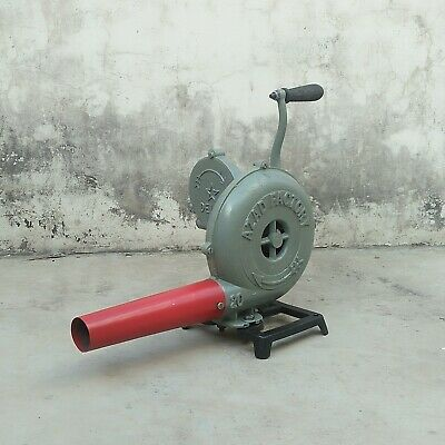 Fan Forge Furnace With Hand Blower Pedal Type Handle