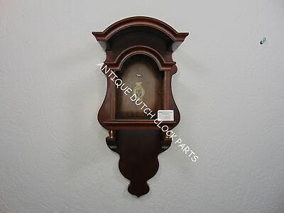 Dutch Warmink Sallander Mahogany Clock Case