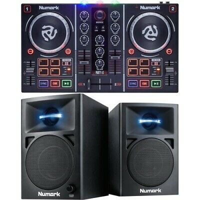 Numark Party Mix + Numark N-Wave 360 | Neu