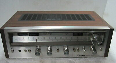 Pioneer Model SX-680 AM-FM Stereo Receiver==Nice & Serviced!
